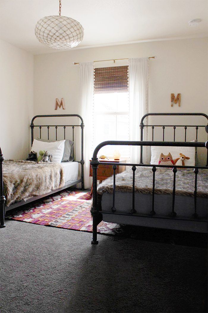 Fawn and Forest Incy Metal Bed $549 vs. Overstock Giselle Antique Graceful Dark Bronze Victorian Iron Bed $300, metal bed look for less, copycatchic luxe living for less, budget home decor and design, daily finds, home trends, sales, budget travel and room redos