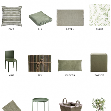 olive green decor for less, copycatchic luxe living for less, budget home decor and design, daily finds, home trends, sales, budget travel and room redos