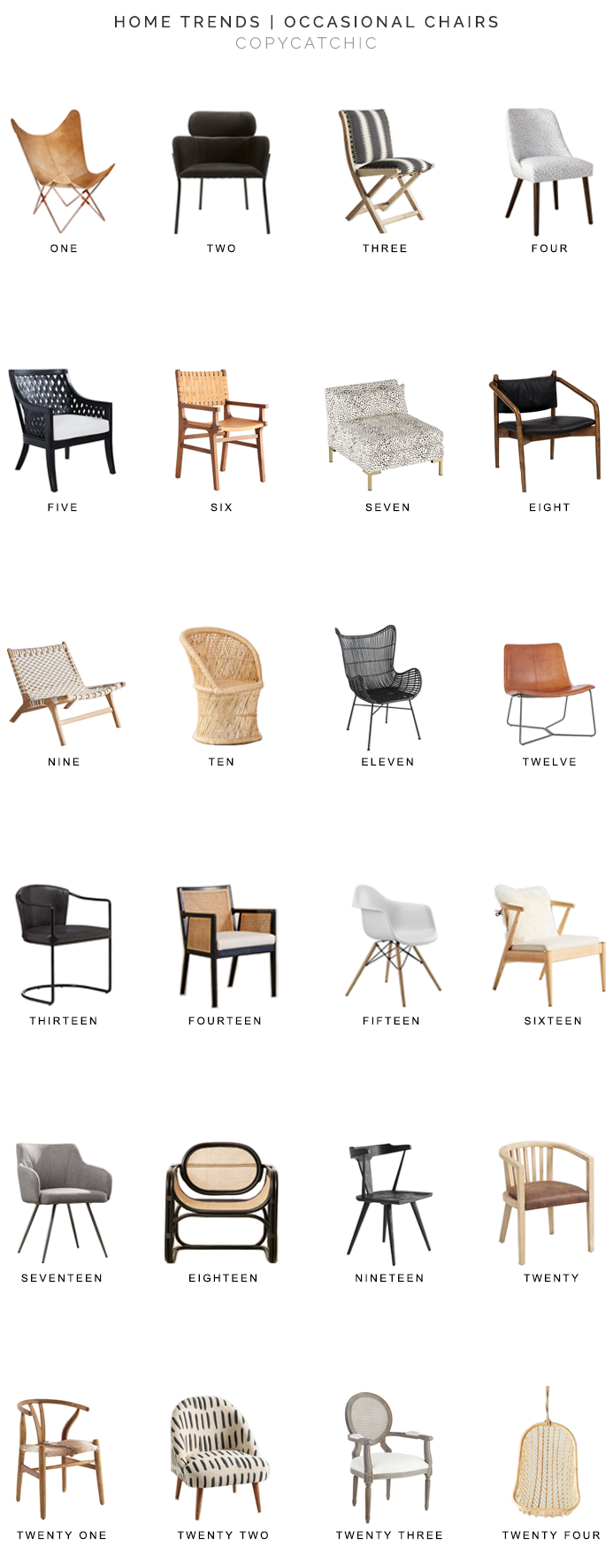 occasional chairs for less, occasional chair look for less, accent chairs for less, copycatchic luxe living for less, budget home decor and design, daily finds, home trends, sales, budget travel and room redos
