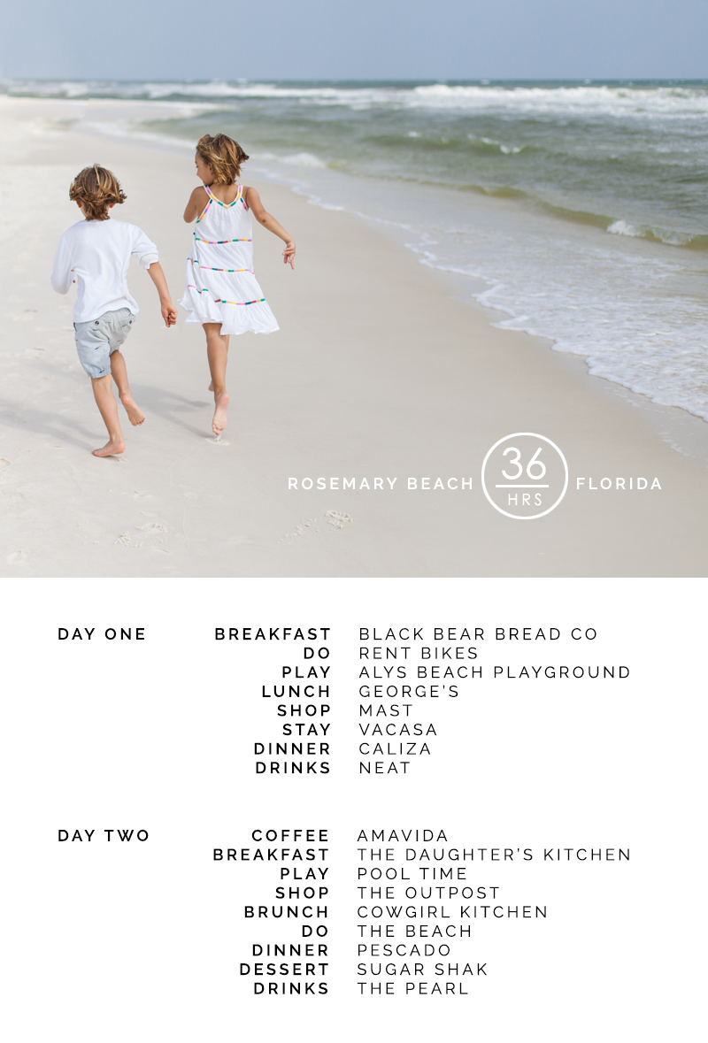 copycatchic 36 hrs in Rosemary Beach Florida 30A Hipster designer destination budget travel guide - Explore Rosemary Beach with the whole family with Vacasa | 30A spring break | copycatchic luxe living for less budget travel guides and itinerary