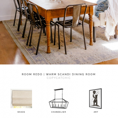 scandi dining room look for less, copycatchic luxe living for less, budget home decor and design, daily finds, home trends, sales, budget travel and room redos