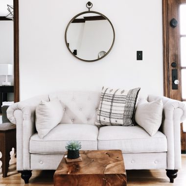 The best loveseats for any budget. Favorite chic loveseats to fit small spaces   copycatchic luxe living for less budget home decor, room designs, travel and living for less