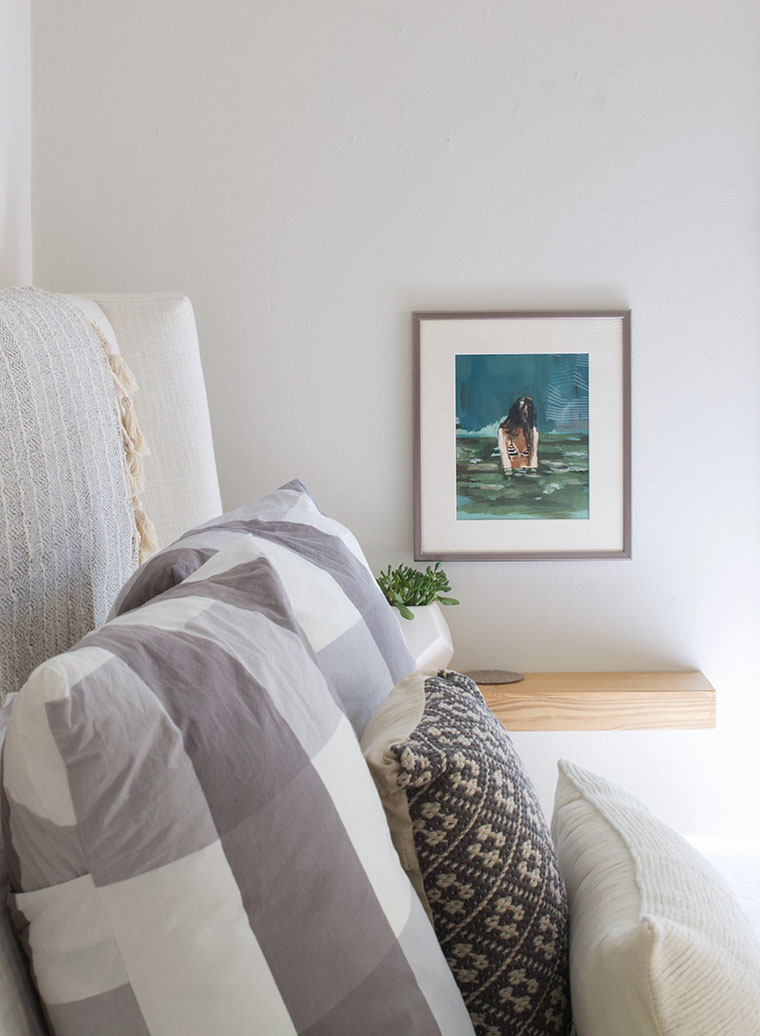 natural texture neutral coastal master bedroom update with Walmart | favorite natural and neutral inspired home decor and furnishings for the bedroom from Walmart | copycatchic luxe living for less budget home decor, trends, travel and design