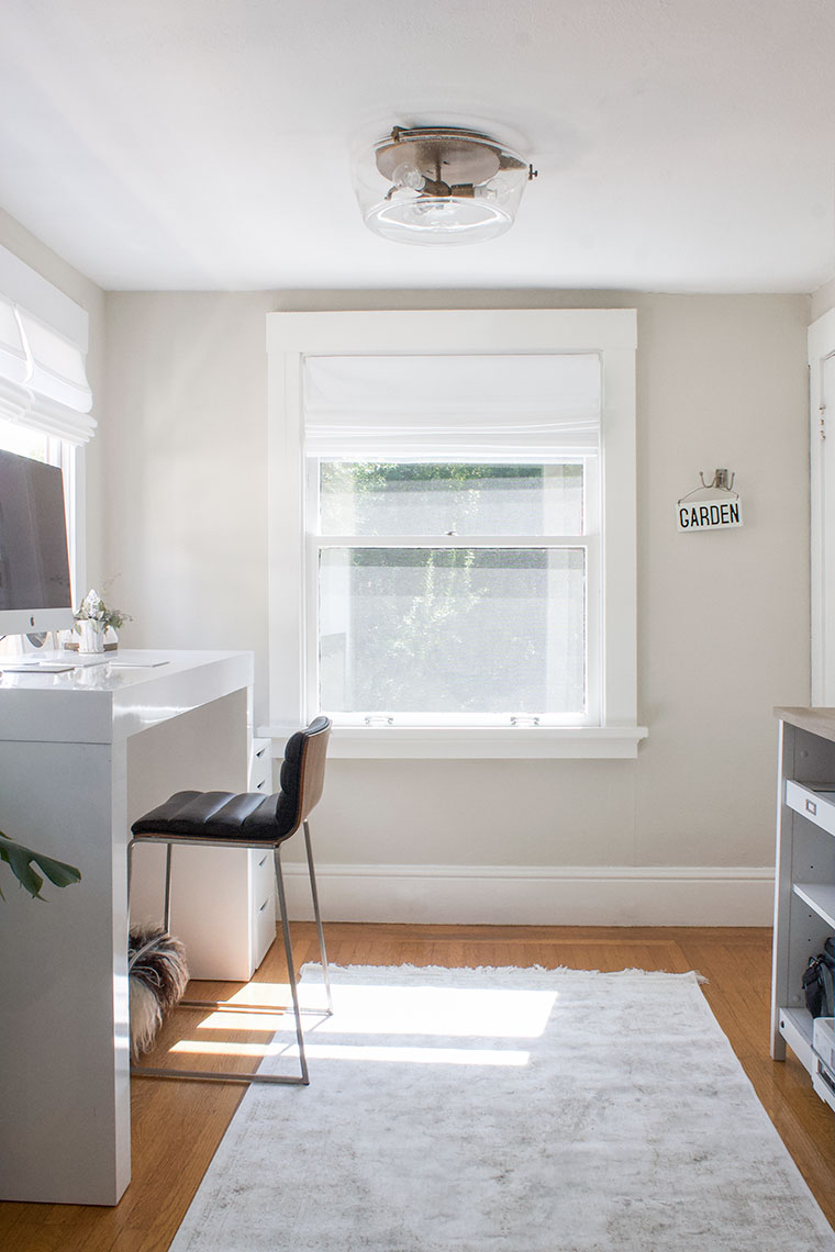 calm, neutral, white and bright, minimalist and vintage chic office update with standing desk | copycatchic with Walmart | favorite natural and neutral inspired home decor and furnishings for the home office from Walmart | copycatchic luxe living for less budget home decor, trends, travel and design