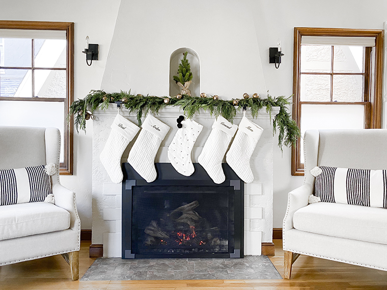 Holiday Christmas Home tour copycatchic 2019 with Home Depot | luxe living for less budget home decor and design | daily finds, room redos and looks for less