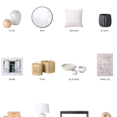 Home Trends: Studio McGee for Target, copycatchic luxe living for less, budget home decor and design, daily finds, home trends, sales, budget travel and room redos