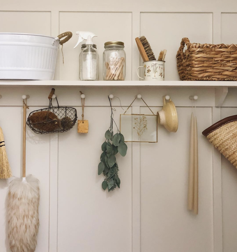 peg rail, shaker peg rail, shaker peg rail accessories, peg rail accessories, copycatchic luxe living for less, budget home decor and design, daily finds, home trends, sales, budget travel and room redos