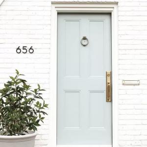 Home Trends | Layered Door Mats
