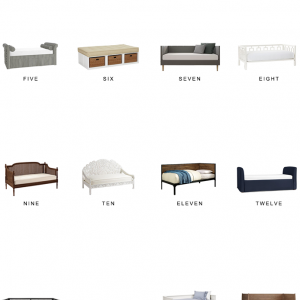 Home Trends | Day Beds