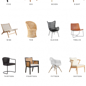 Home Trends | Occasional Chairs