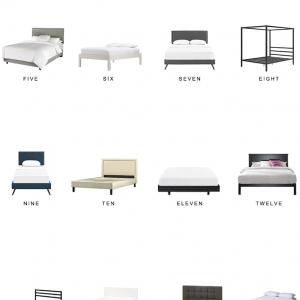 Home Trends | King Beds Under $500