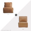 Daily Find: Arhaus Rowland Leather Motion Recliner vs. English Elm Supine Leather Recliner Chair, armless leather recliner look for less, copycatchic luxe living for less, budget home decor and design, daily finds, home trends, sales, budget travel and room redos